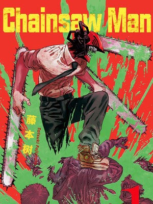 Chainsaw Man漫画